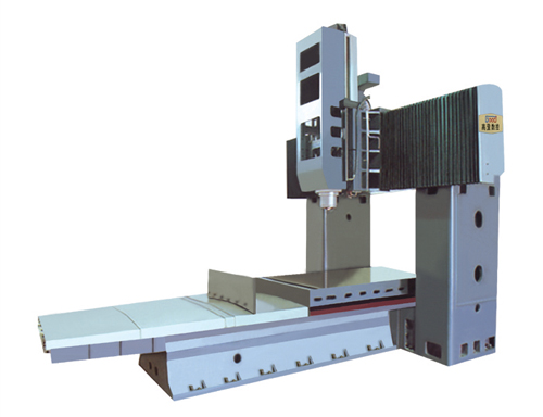 数控龙门铣加工中心光机
