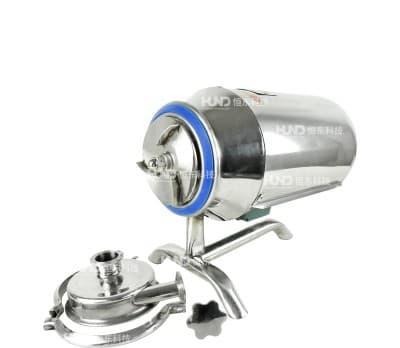 恒东不锈钢卫生级离心泵液体牛奶进料饮料泵
