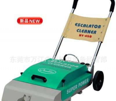 HY-450皓天牌自动步梯清洁机人扶电梯清扫机