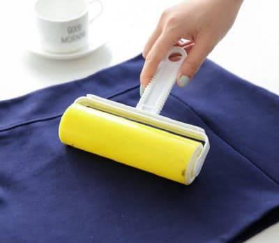 除毛器地毯衣物除尘去毛器灰尘粘毛刷除毛刷大号可水洗滚筒粘毛器