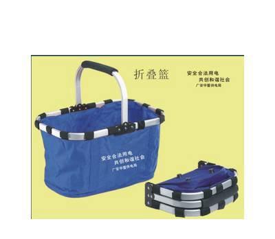 提菜环保折叠篮购物篮