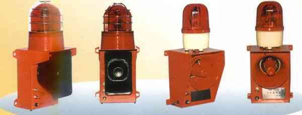 TBJ-100声光报警器天车用
